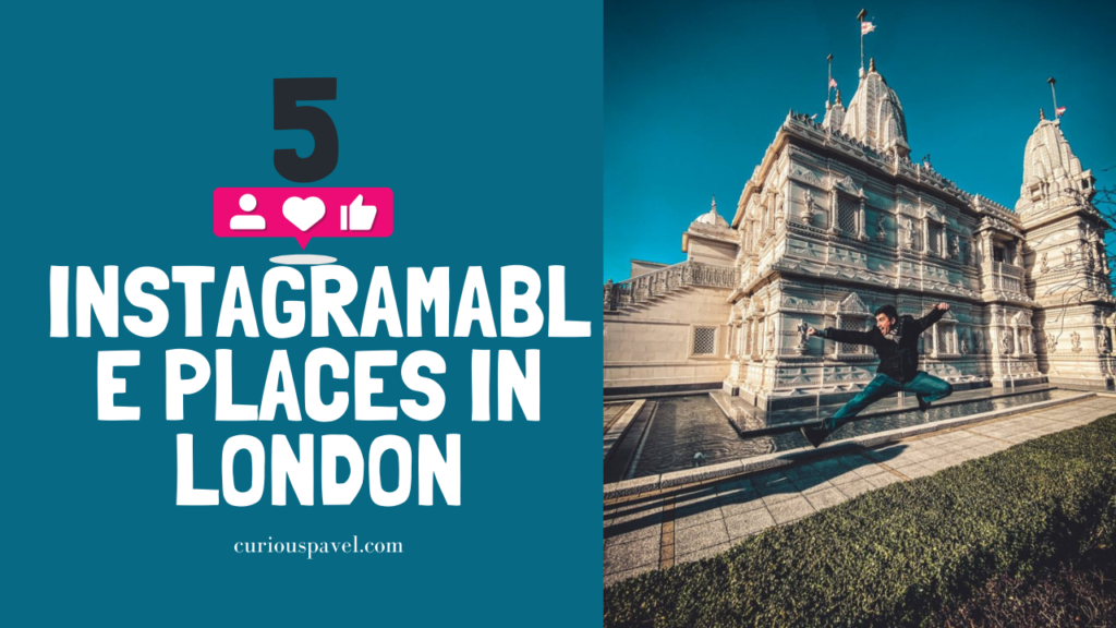 Instagramable Places in London